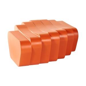Cliffy pouf