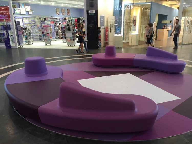 Mons Shopping Mall